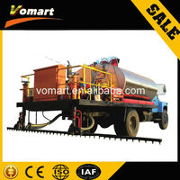 2014 new Automatic Bitumen Sprayer/Emulsified Asphalt Machine