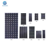 High efficiency 12V 5W low price mini mono solar panels