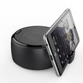 Portable Mini Wireless Speaker 3D Hifi Stereo Subwoofer Speaker with Phone Holder Support FM TF Card U-disk 3.5mm Aux-in