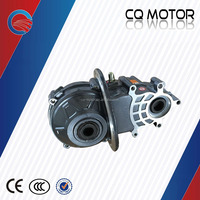 1000w 48 volt e rickshaw gearbox differential brushless motor dc motor