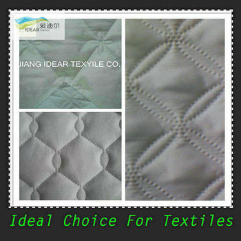 TPU Lamination Fabric with quilting for Mattress