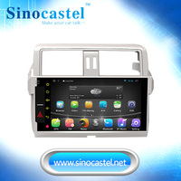 1 din car GPS for Toyota Prado Car GPS Navigations
