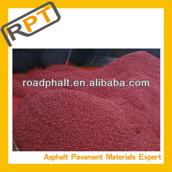cold modified Asphalt mixture