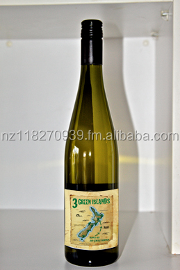 3 Green Islands Gisborne Gewurztraminer