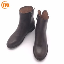 Factory wholesale girls ladies boots genuine leather snow boots women
