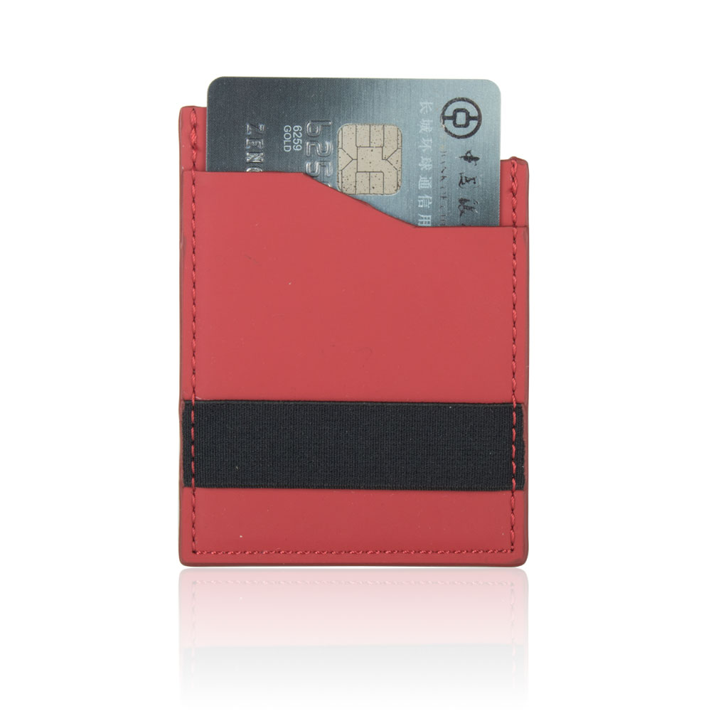 Popular Ribbon Cell Phone Credit  Card Holder