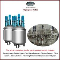 asian paints production machinery