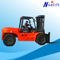 dual suspension structure truck frame 10ton diesel forklift hs code