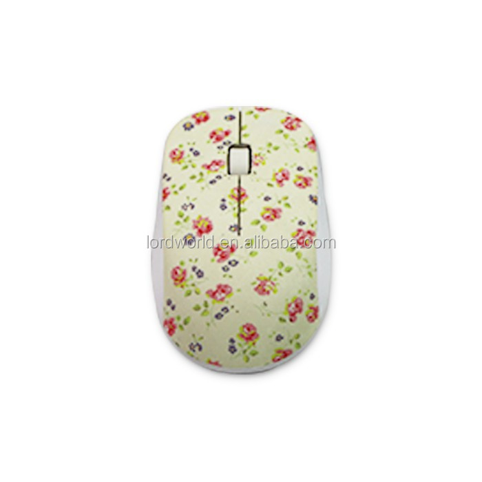 High quality computer accessories custom wireless rechargeable computer mouse