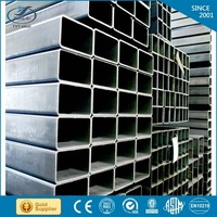 best quality low price 50mm thin wall steel tube for construction