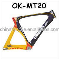 High Quality Aero Carbon Road Bicycle Frame 700C*520MM Chinese Carbon Bike Frame