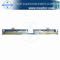automatic glass door hanger | lift part landing door device | elevator car door device