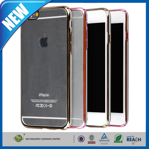 Classic Black aluminum silicone case for iphone 5