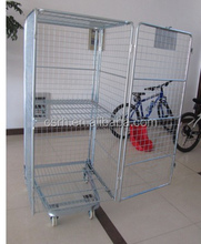 Logistic Trolley With Door