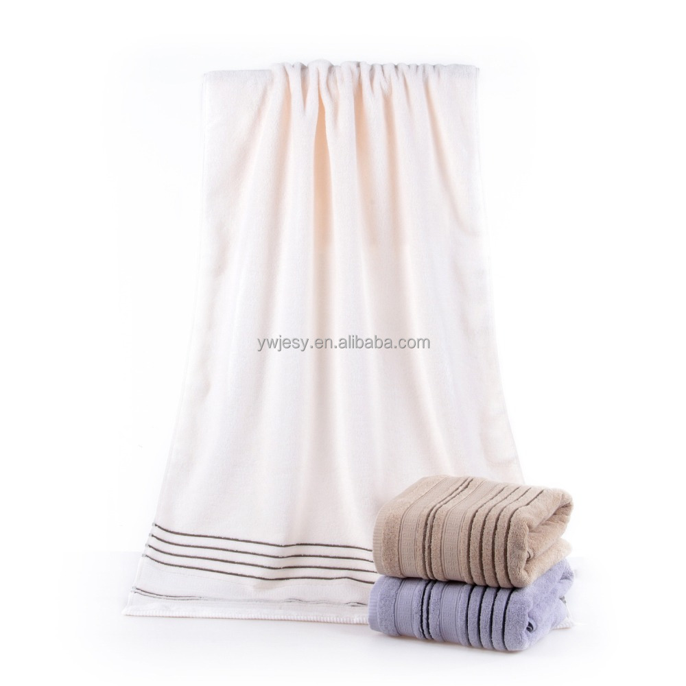32 PLY Scented China Thick Purple White Brown Cotton Hotel Bath Towel JS05020822-1B