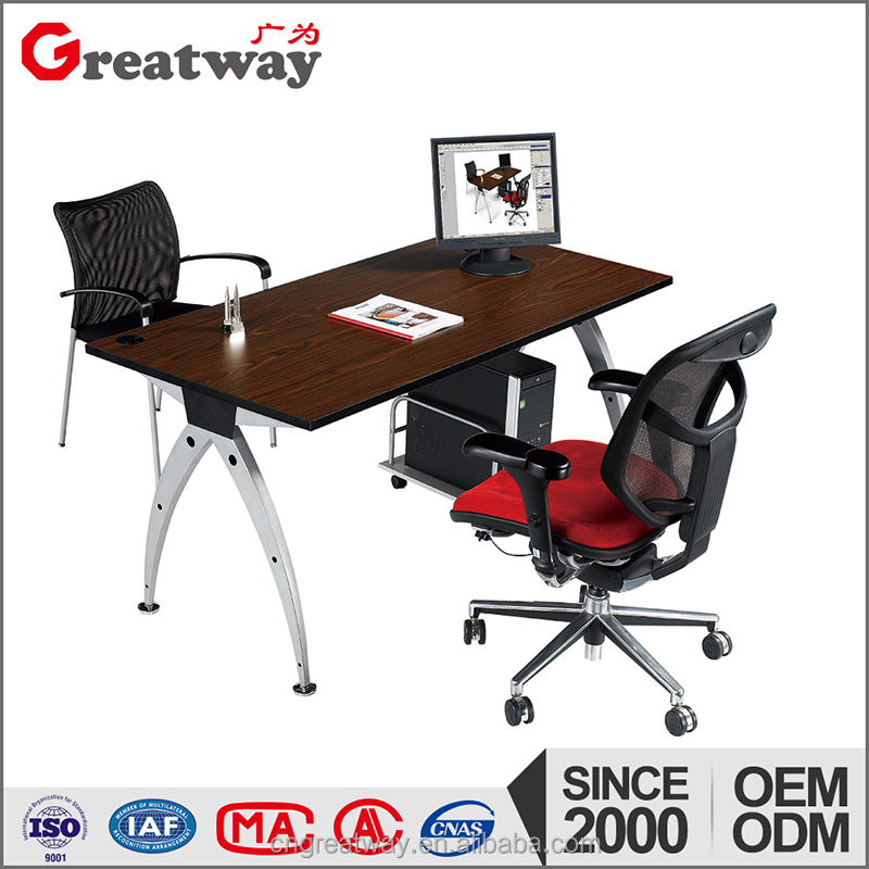 2016 new hotsales executive table/Affordable office furniture/confrence table(QF-96a)