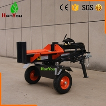 Factory direct supply 6.5HP Four stroke hydraulic log splitter valve for sale