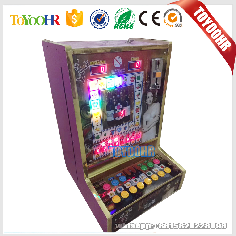 Sale Africa Cheaper Price Video Photo Game Table Top Gambling Super Arcade Taiwan Motherboard Slot Mario Machine