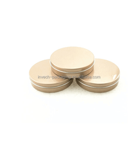 75X61mm wholesale metal cookie tins with lids food safty cookie tin box