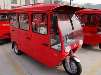 China factory sell tricycle with 5 passenger seats