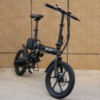 2017 Foldable Electric Bike Scooter