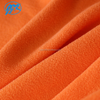 china suppliers anti pill polar fleece micro fleece fabric for garment