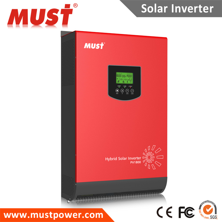 PV1800 Series High quality PV18-2K PV18-3K MPPT INVERTER