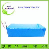 26650 36v 15ah lithium lifepo4 battery