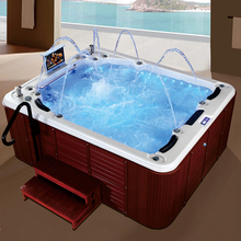 HS-SPA013 indoor hot tubs sale/ hot tub bubble system/ whirlpool bath hot tubs