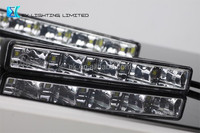 OEM Manufactory Daytime LED Light Kit Flexible Car Logo LED Courtesy Light