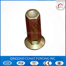 Lifting socket with lifting loop for concrete precast