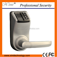 Biometric fingerprint access control system outdoor fingerprint door lock with battery fingerprint and password and key identiry