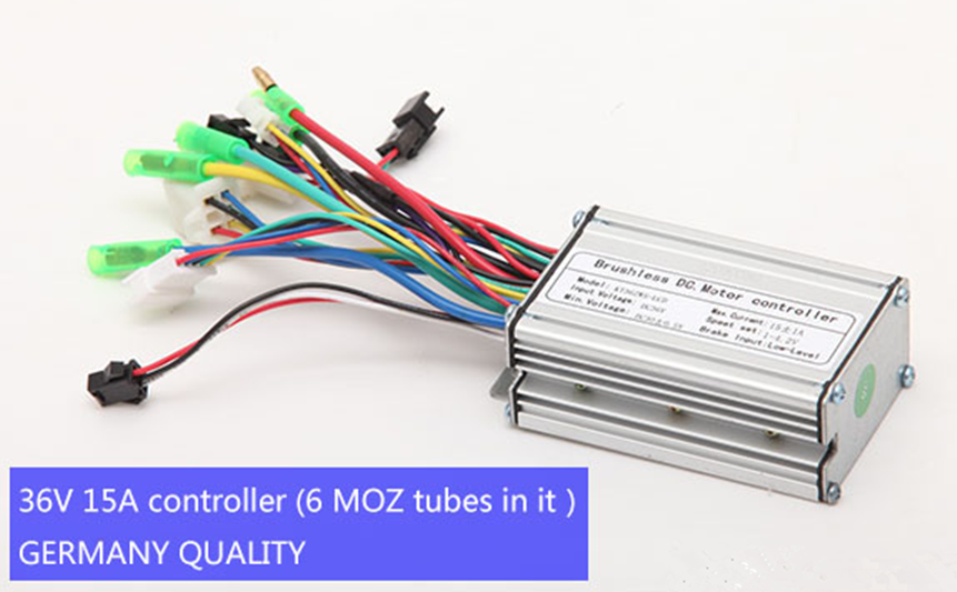Small Lithium-ion 48v 1hp brushless dc motor