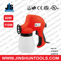 JS New Electric Airless Air Less Paint Gun Sprayer House Fence Room Painting Spray JS-SN13C