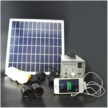 Silent lighting generator for home use for indoor new-solar energy systems