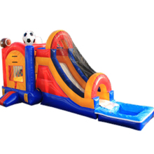 GMIF5204 hot residential inflatable water slide inflatable party big bouncer