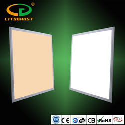 110LM/W 20-27USD/PCS Silver Frame CRI>80 PF>0.9 PSU Super Energy Saving Indoor Lighting LED Panel 600*600 40W