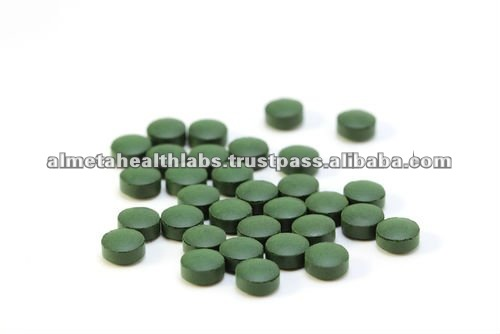 Organic Chlorella and Spirulina (Dietary Supplement)