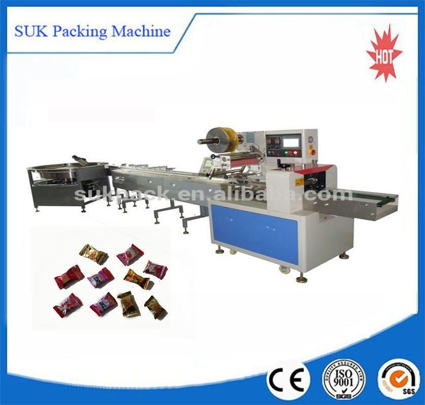 Semi-Automatic ball lollipop packaging machine price