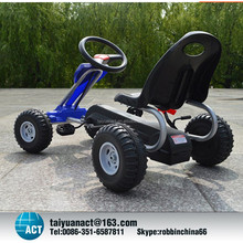 ACG-004 off road pedal go kart fashionable ride on kart for kids