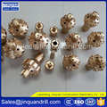 2016 new technology flat face button bits , countersink drill bit with low price