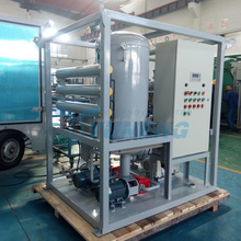 Compact Structure Vacuum Transformer Oil Purification Machine