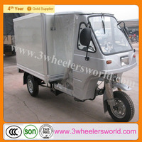 Chongqing Manufactor ice cream tricycle/3 three wheel Motorcycle For Sale