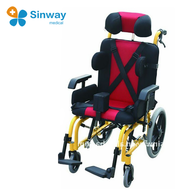 Manual Wheelchairs For Cerebral Palsy Children Sales