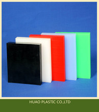 Huao competitive price boron added UHMWPE sheet /radiation shielding board