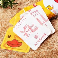 Warm goods for winter sports Heating more than 12 hours of Daylily Cartoon Hot patch for Sled and Skiing