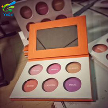 Hot sale High quality paper eyeshadow powder case