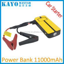 Cheap factory price car jump starter power bank 13000mAh 11000mAh portable charger for laptop mobile phone
