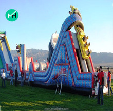 6x4.5meter high quality Inflatable air castle bouncing castle inflatable