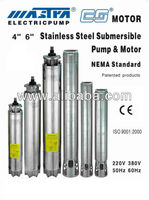 "mastra 3"" 4"" 5"" 6"" 8"" multistage submersible pumps and motors"